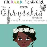 The DARK BROWN GIRL