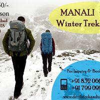 Manali Camping &amp Trekking