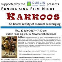 Kakkoos - Fundraising Film Night (at Dublin Food Co-Op)