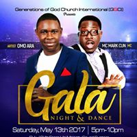 Gala Night &amp Dance 2017 (Acquisition of A New Church Building)