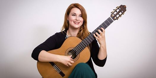 Apeldoorn Guitar Series - Sabrina Vlaskalic