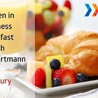 Women in Business Breakfast with Renae Hartmann