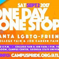 Atlanta LGBTQ-Friendly College Fair &amp Job Career Fair