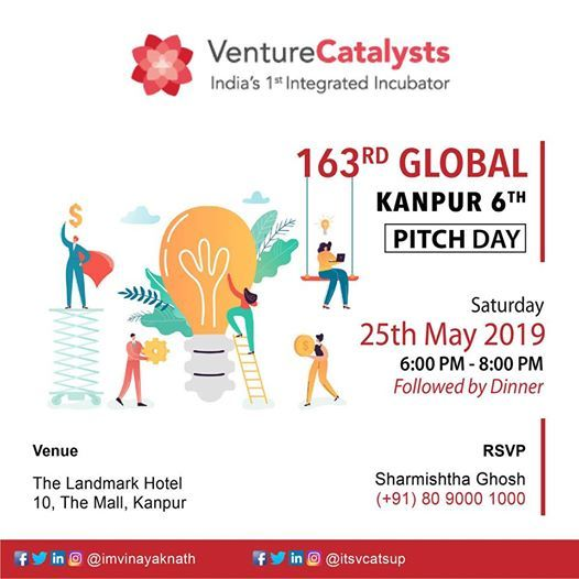 163rd Global & 6th Kanpur Pitch Day