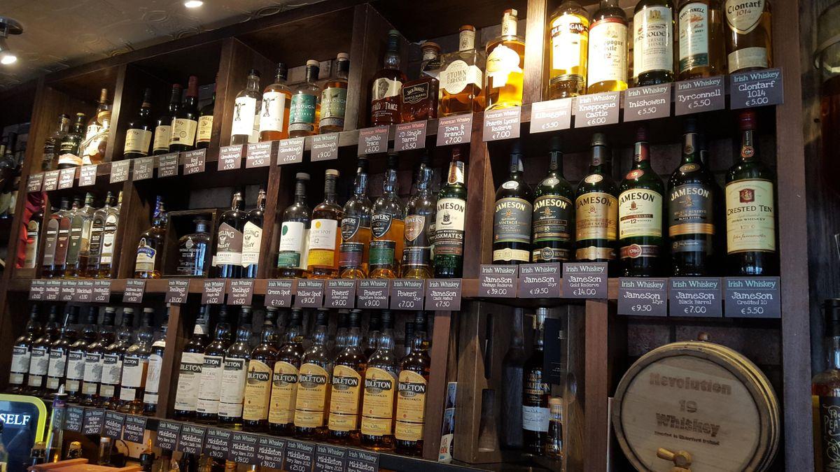 Midleton Whiskey Masterclass