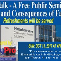 Realty Talk - Real Estate &amp Consequences of Failed Deals