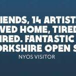 Mims Open Studios in the Woods (North Yorkshire Open Studios)