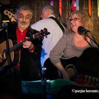 Lisa Scherma and Guy Michetti at Rosebank Tavern