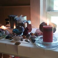 Eco-friendly candle workshop