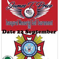 James T. Price Inaugural Memorial Golf Tournament