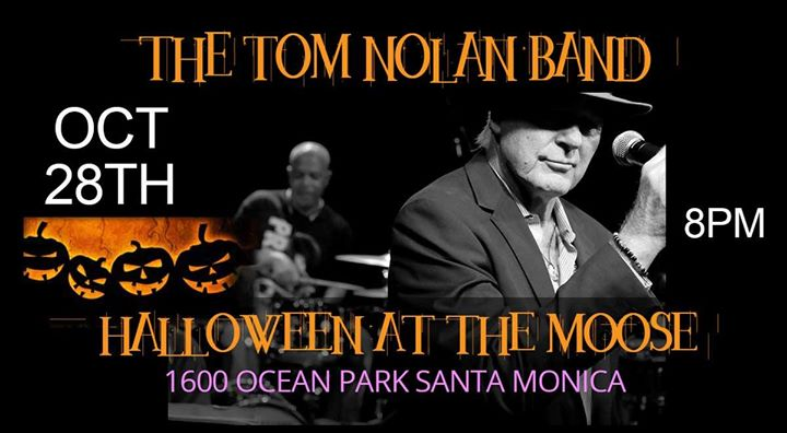 tom nolan band halloween party
