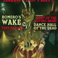 The Most Hallowed Halloween Party