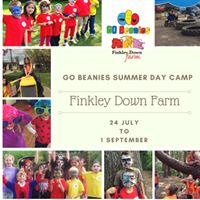 Go Beanies Easter Activity Day Camp Finkley Down Farm