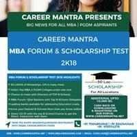 Career Mantras Career Conclave  MBA Forum2k18