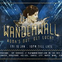 Wanderwall Fridays  19 Jan