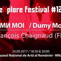 Franois Chaignaud  eXplore festival 12