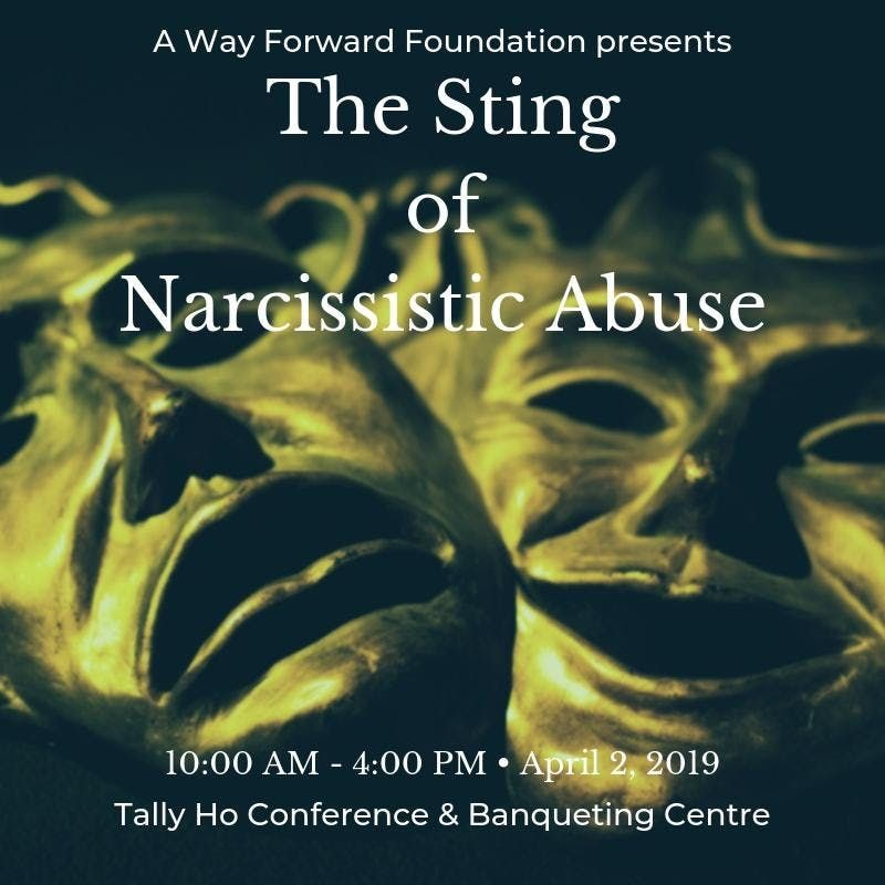 The Sting of Narcissistic Abuse