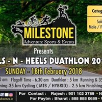 Wheels - N - Heels Duathlon 2018 (Tilher Duathlon 2018)