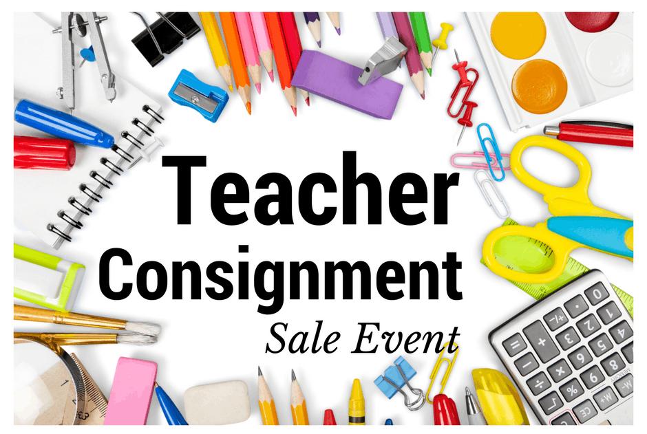 Heart of a Teacher - Consignor Registration