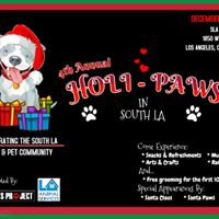 Watts Projects 4th Annual Holi-Paws