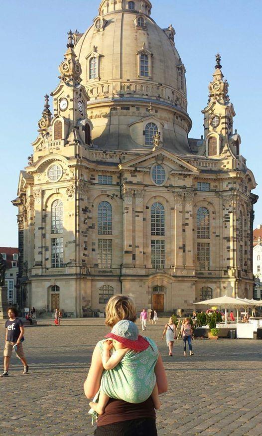 Tragespaziergang Dresden