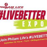 Philam Life LiveBetter Expo SM Baguio