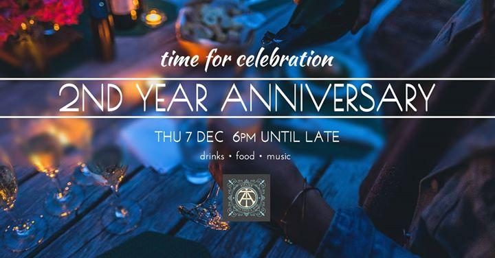 Ateliers 2 Year Anniversary