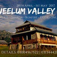 Weekend trip to Azad kashmir Neelum valley Areng kel
