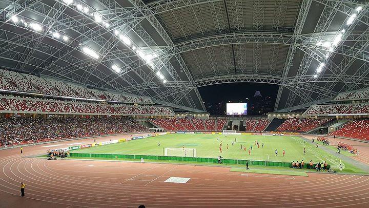 SINGAPURA U23 v INDONESIA U23