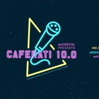 Caferati at antiSOCIAL Open Mic 10.0