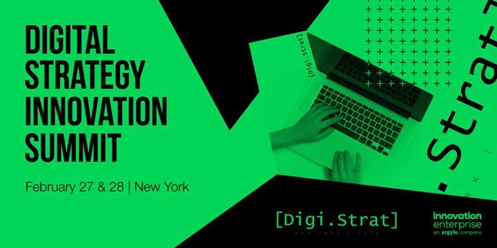 Digital Strategy Innovation Summit - New York