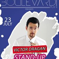 Stand-up comedy - Victor Drgan