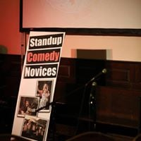 Comedy Night 2 with Comedy Novices Grads