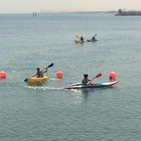 Canoe Team relay and Endurance