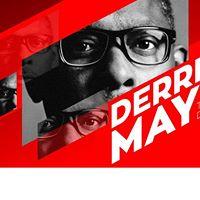 UNDER. Derrick May (Transmat  Detroit)  Warehouse Nantes