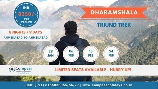 Triund Trek - Dharamshala