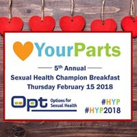 Heart Your Parts Breakfast