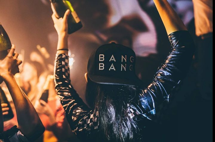 Hazels Guestlist at Bang Bang (Wed 21 Mar) by 1130pm