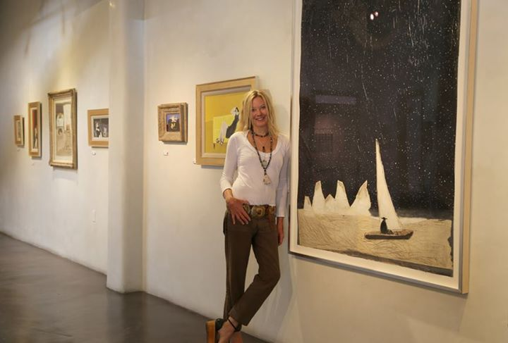 Gigi Mills The Solace Of Imperfection At Gf Contemporary Santa Fe