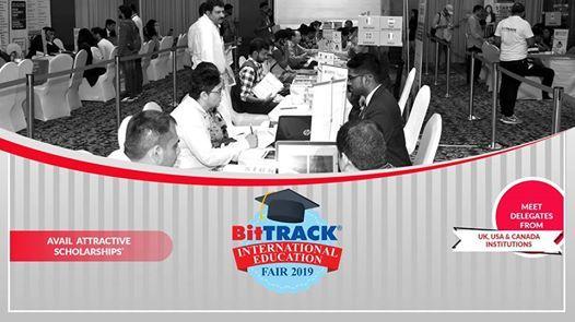 BitTRACK International Education Fair - 2019