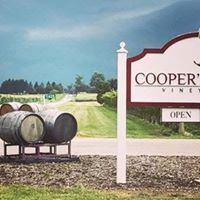 January Thaw at Coopers Hawk Vineyards