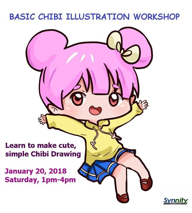 Basic Chibi Illustration Workshop