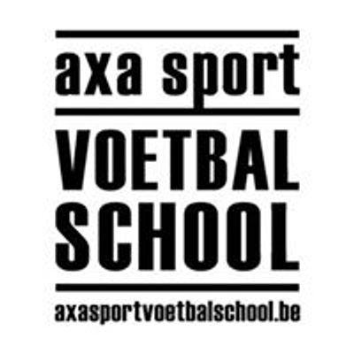 Axa sport voetbalschool