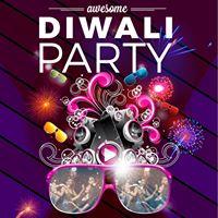 Awesome Diwali DJ Party