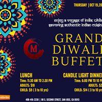 Grand Diwali Buffet