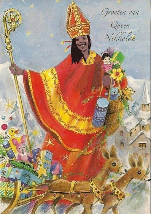 Queen Nikkolahs dance party for kids