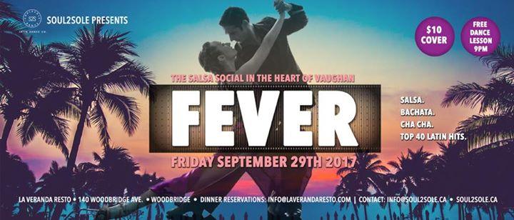 Fever - The Salsa Social