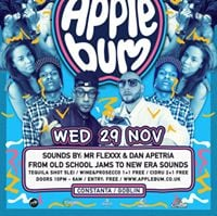 Applebum Romanian Tour  Constanta Goblin