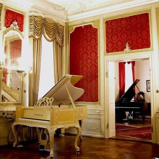 Osterfestival Matinee I - Jamina Gerl am Liszt Flgel