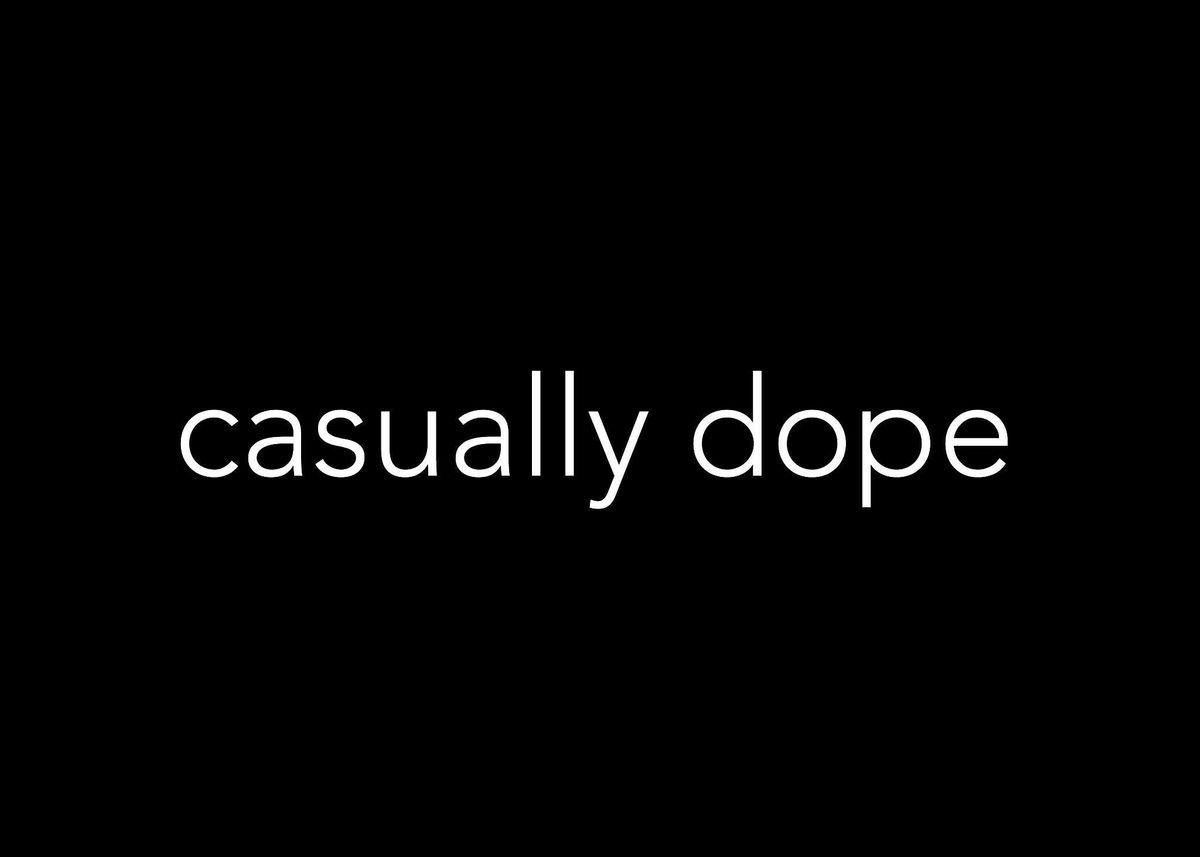 Casually Dope Improv Comedy